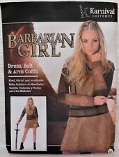 NEW Karnival Halloween Barbarian Girl Costume Size XS  FREE SHIPPING