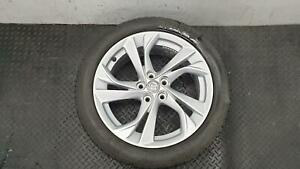 """VAUXHALL ASTRA K 7.5JX17"""" ALLOY ROAD WHEEL IDENT ACAW SILVER 39092178"""