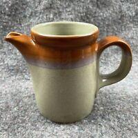 Vintage Mikasa Potters Art Country Cabin Ben Seibel Creamer Sand & Sea Japan Vtg