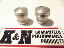 Yamaha AT1 CT1 DT1 RT1 Speedometer/Tachometer Plugs (2pcs) 18mm & 16mm Racing