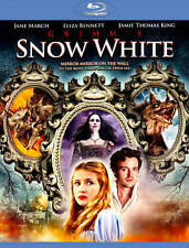 NEW/SEALED - Grimm's Snow White (Blu-ray Disc, 2012)