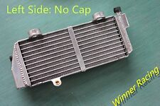 NO Cap LEFT SIDE Aluminum Radiator KTM 125/150/200/250 SX/EXC 300 EXC 2014-2015
