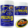 Spirulina 20 Fish Food Flake, 2 oz. & 4 oz;  By Zoomed, AAP Authorized Seller