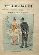 Petit Journal pour Rire n°125 - Une Farce de Gabier par Léonnec - Gautier