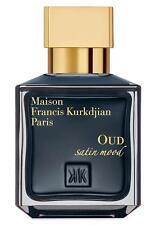 Maison Francis Kurkdjian OUD SATIN MOOD Eau de Parfum 70ml / 2.4 fl oz - Sealed