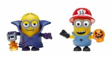 New Mega Bloks Despicable Me Halloween Minifigure Series Vampire Fireman Minions