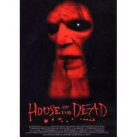 House Of The Dead - DVD Film Horror nuovo sigillato