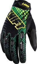 Fox Racing Mens Shift Faction Gloves Arcade Green S (8)