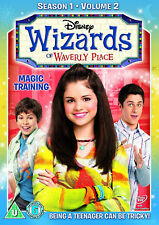 WIZARDS OF WAVERLY PLACE - Series 1 Vol.2 First Season Brand New UK Region 2 DVD
