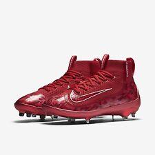 New Nike Air Huarache 2KFilth Elite Mid Metal Baseball Cleats Red Camo Sz 14