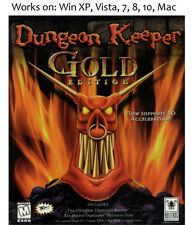 Dungeon Keeper Gold PC Mac Game