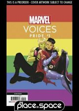 (WK32) MARVELS VOICES: PRIDE #1 - 2ND PRINTING - PREORDER AUG 11TH