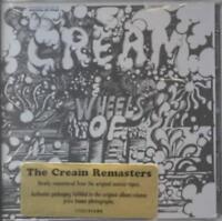 CREAM - WHEELS OF FIRE [JAPAN] [REMASTER] NEW CD