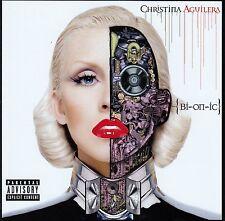 CHRISTINA AGUILERA - BIONIC / CD (RCA/SONY MUSIC 2010) - TOP-ZUSTAND