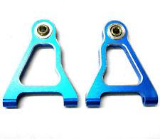 82901 1/16 Echelle Alliage Aluminium Suspension avant Inférieure Bras 2 Pièces