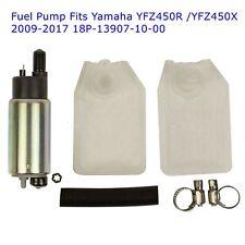 EFI Fuel Pump 18P-13907-10-00 w/ Strainer For Yamaha YFZ450R /YFZ450X 2009-2017