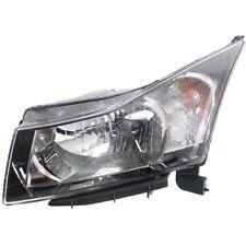 GM2502361  95291963  Chevy Cruze Driver's Side (LH) Headlight 2011-2016