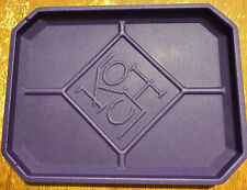 Koch Tools Purple Kydex Edc Tray