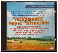 Volksmusik Super-Hitparade CD Japanpressung