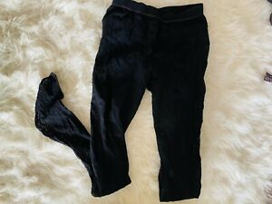 WOLFORD BLACK LACE TIGHTS MEDIUM SIZE USED