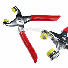Fastener Snap Pliers For 9.5mm Button Snap Fixing Tool Craft Buttons Press Studs