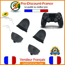 Boutons Gachettes Manettes Pour PS4 JDS001 JDS011 L1 R1 L2 R2 + 2 Ressorts