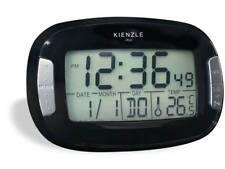 KIENZLE Quarzwecker digital mit Beleuchtung, Datum, Wochentaganzeige, A-00467
