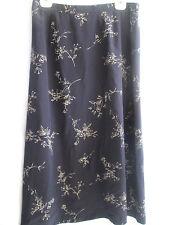 Talbots Regular Floral 100% Silk Skirts for Women
