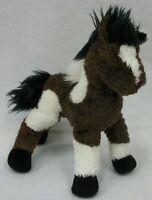 """9"""" Douglas Cuddle Toy Stuffed Plush Animal Horse Pony"""