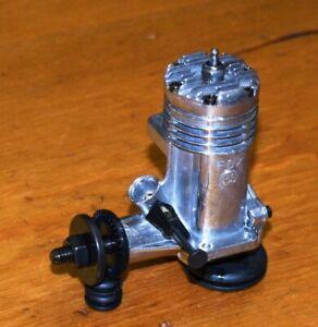 1963 Fox 35 Stunt model airplane engine vintage .35 control line glow motor 35