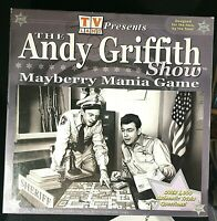 The Andy Griffith Show - Mayberry Mania Game by TV Retro Vintage Television