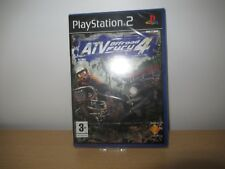 Atv Offroad Fury 4 - Playstation 2 PS2 - Nuevo Precintado Pal