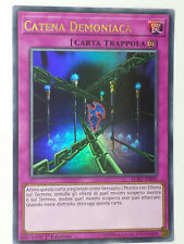 CATENA DEMONIACA  LCKC-IT095 Ultra Rara in Italiano YUGIOH