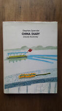David Hockney & Stephen Spender – China Diary (1st/1st UK 1982 hb with dw)