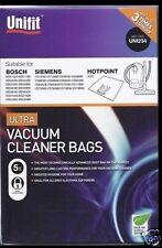 Unifit Bosch Vacuum Bags UNI234