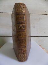 LIVRE ANCIEN DE 1780 VOYAGE COOK TAHITI AUSTRALIE NOUVELLE ZELANDE PACIFIQUE