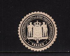 403424/ Siegelmarke - Staatsanwaltschaft - Landgericht - VERDEN