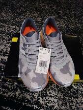 ADIDAS Boost Adizero Adios 4 w Size 8.5 Grey/White/Coral DA9449