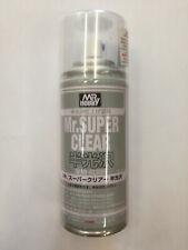 SPRAY FISSATIVO SUPER CLEAR SEMI  GLOSS ML 170 MR. HOBBY -