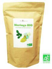 Moringa BIO - Sachet 500 gr - Poudre feuille Biologique - Complément alimentaire