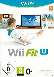 Wii Fit U inkl. Fit Meter  Nintendo Wii U