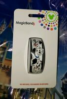 NEW DISNEY 101 DALMATIANS WHITE Magic Band 2 Magicband Link Later Parks