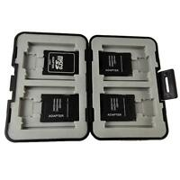 12 in1 Memory Card Storage Holder Hard Case Protector Box Micro SD CF Card
