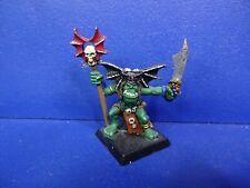 RAR! Warhammer Quest Schamane der Orks & Goblins METALL