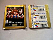 NBA, 2016-17 Panini, 15 Unopened packs with stickers