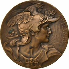 [#63711] Frankrijk, Medal, French Third Republic, Business & industry, Bottée