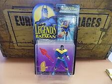 Legends of Batman - NIGHTWING ROBIN NMIB 1994 Kenner