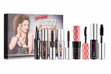 NEW BENEFIT Most-Wanted Mascara Line-Up Mascara & Eyeliner 5-Pc Set $58 Value!!!
