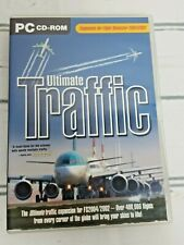 Ultimate Traffic PC CD Expansion Add-On for Microsoft Flight Simulator 2004/2002