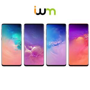 Samsung Galaxy S10 128GB / 512GB - Black / Blue / Pink / White